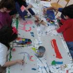 Τμήμα ζωγραφικής Περιβαλλοντικής Ακαδημίας